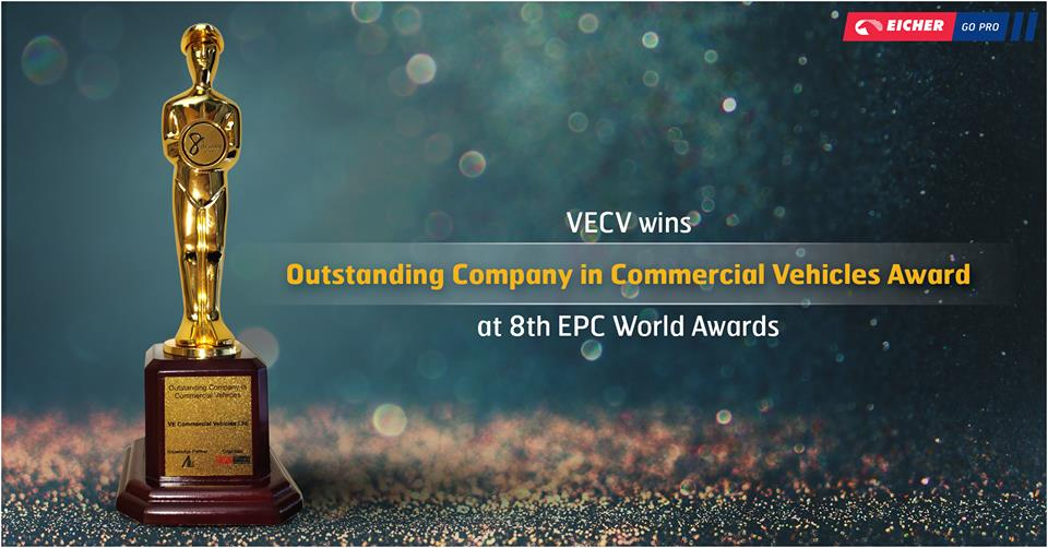Outstanding Company in Commercial Vehicles Awards