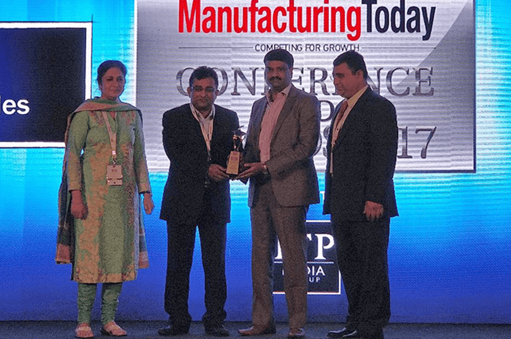 Manufacturing Today Awards 2017..