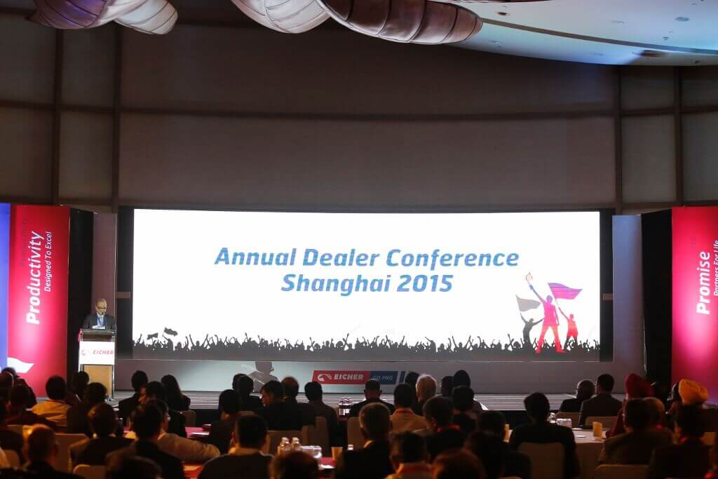 CEO Keynote address at Annual Dealer Conference 2015