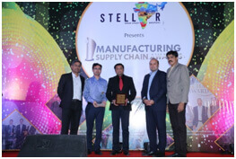 VEPT won three awards in the 6th Manufacturing Supply Chain Summit organized by Kamikaze B2B Media