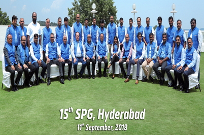 11th Sept- 15th SPG, Hyderabad
