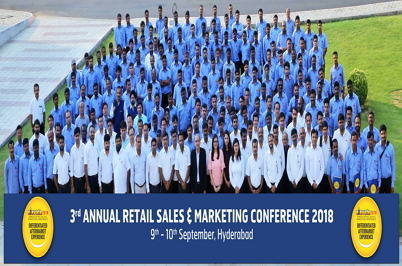 3rd Annual Retail Sales & Marketing Conference 2018