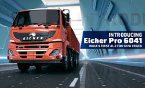 Eicher Pro 6049 And Pro 6041 Tractor Trailors Launched In India
