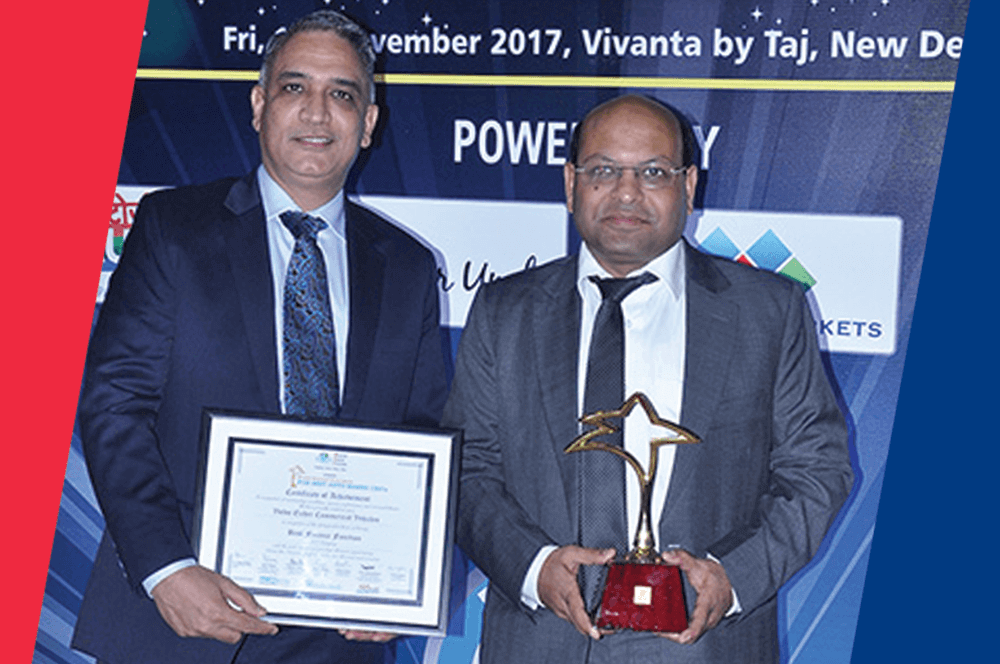 5th World Auto Forum Awards 2017 - Best Marketing & Sales Function and Best Finance function (17th Nov, New Delhi )
