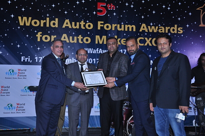 World Auto Forum Awards