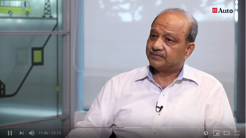 Vinod Aggarwal, MD & CEO, VECV speaks to ET Now about BS-VI and the upcoming trends in CV market