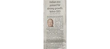 INDIAN ECONOMY POISED FOR GROWTH